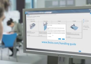 Handling Guide Online by Festo