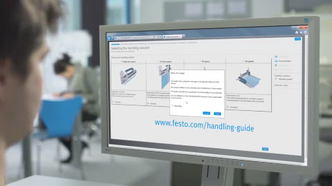 Handling Guide Online by Festo